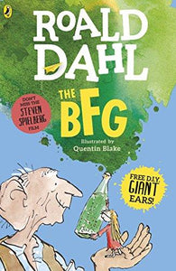 The BFG (Colour Edition)  kapak resmi Penguin Books Ltd KartonKinder
