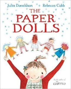 The Paper Dolls  kapak resmi MacMillan Children's Books KartonKinder