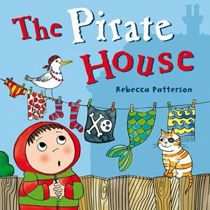 The Pirate House  kapak resmi KartonKinder KartonKinder