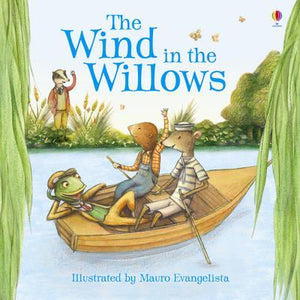 The Wind in the Willows  kapak resmi usborne KartonKinder