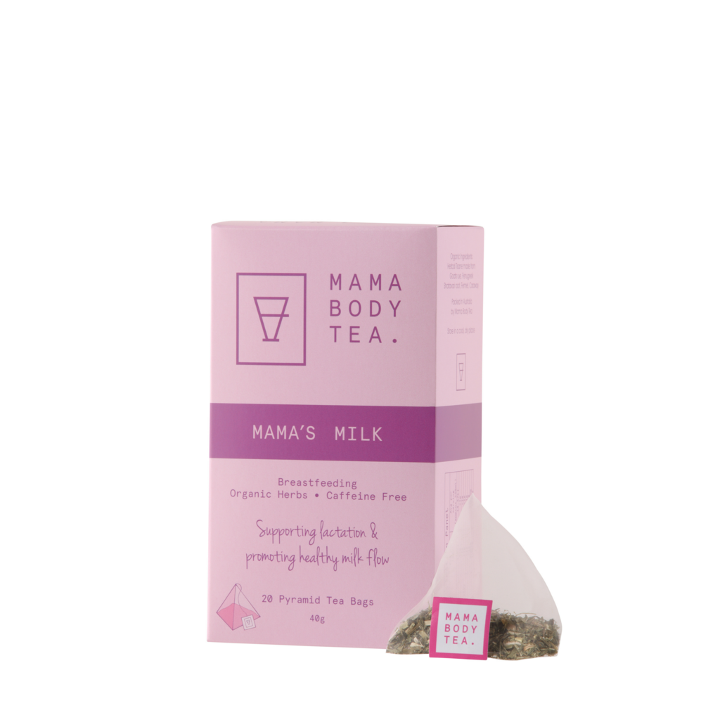 Mama Body Tea Mama's Milk Lactation Tea