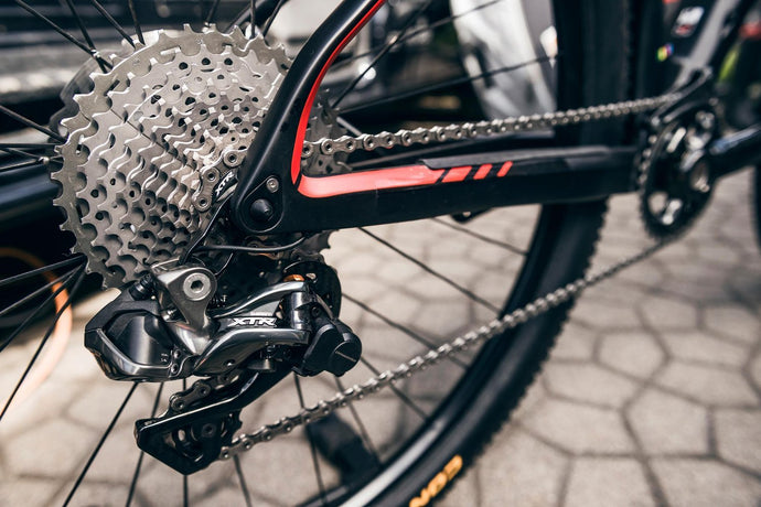 Shifting Gears – Road bikes