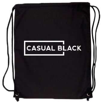 Core Drawstring Bag