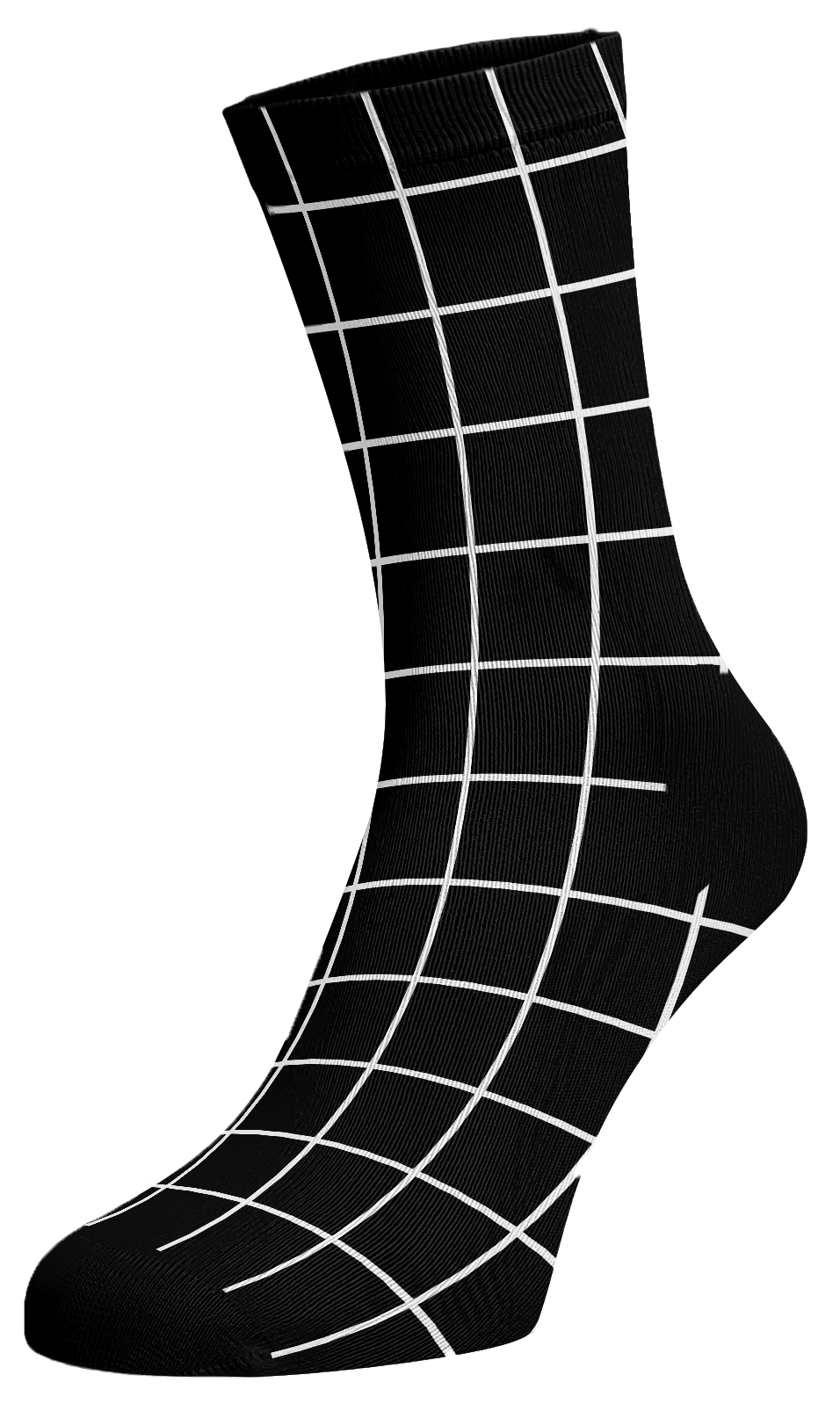 High Grid Sock