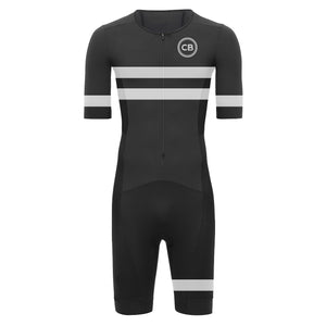 PERFORM S/Sleeve Triathlon Suit