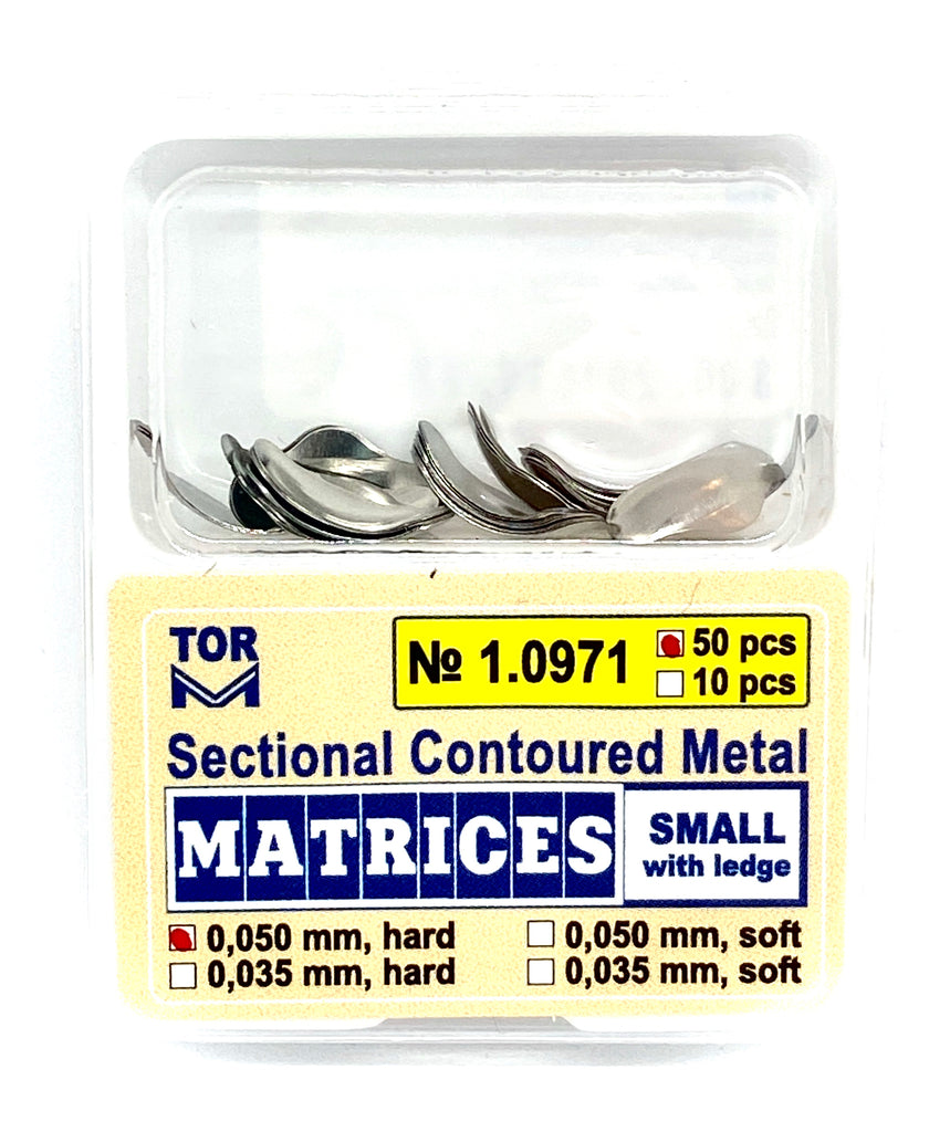 Small Sectional Contoured Matrices with Ledge 50pcs