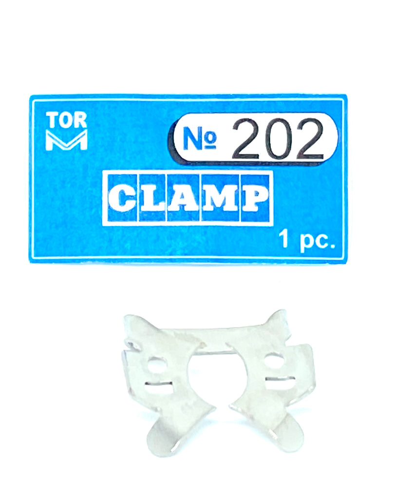 Clamp 202 (for large lower molars)