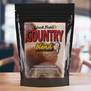 Uncle Bobo's Country Blend Coffee (ground)
