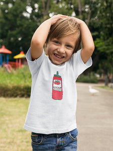 Ketchup on your Youth T-Shirt