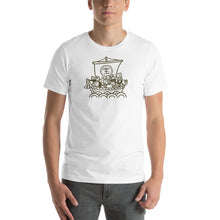 Uncle Bobo's Ship of Technology Unisex T-Shirt White