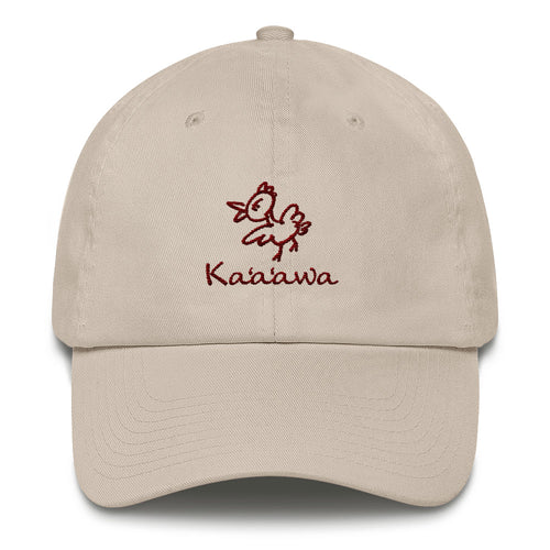 Hawaii Bird Cotton Cap