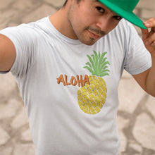 Hawaii Pineapple Unisex T-Shirt
