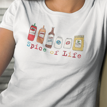 Colorful Spice of Life Women's T-shirt