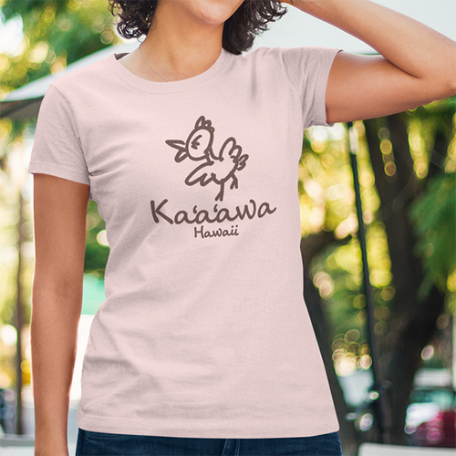 Hawaii Bird Women's T-shirt