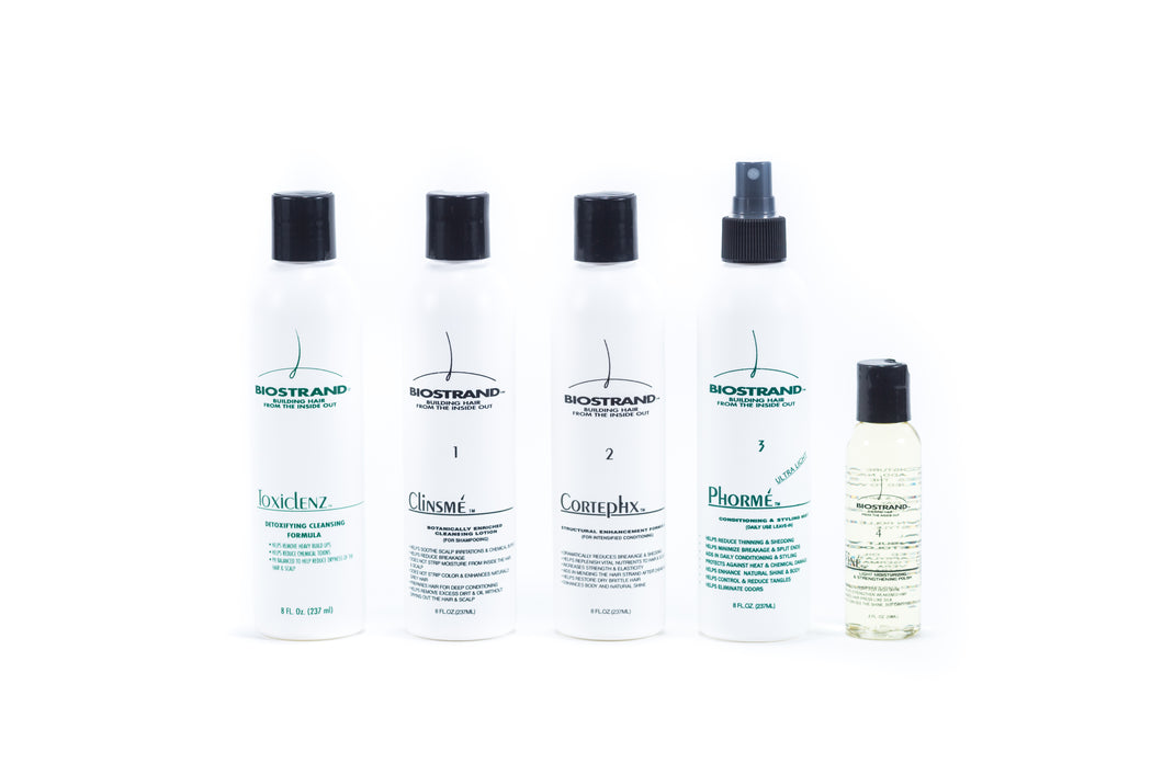 BIOSTRAND Signature Collection 8oz with Phorme Ultra Light