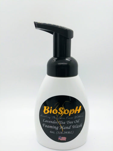 BioSopH Foaming Handwash 8oz.
