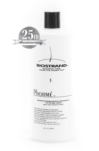 25th Anniversary - Phorme' - Conditioning/Moisturizing & Styling Mist