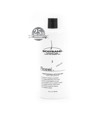 25th Anniversary - Phorme' Ultra Light - Conditioning/Moisturizing & Styling Mist