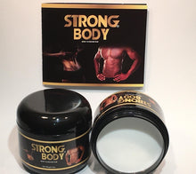 STRONG BODY - Body Massage Rub