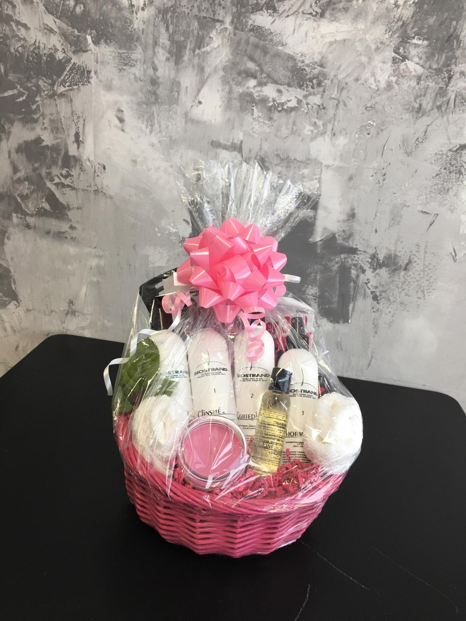 BIOSTRAND Signature Collection 8oz with Phorme Original (Pink Basket)