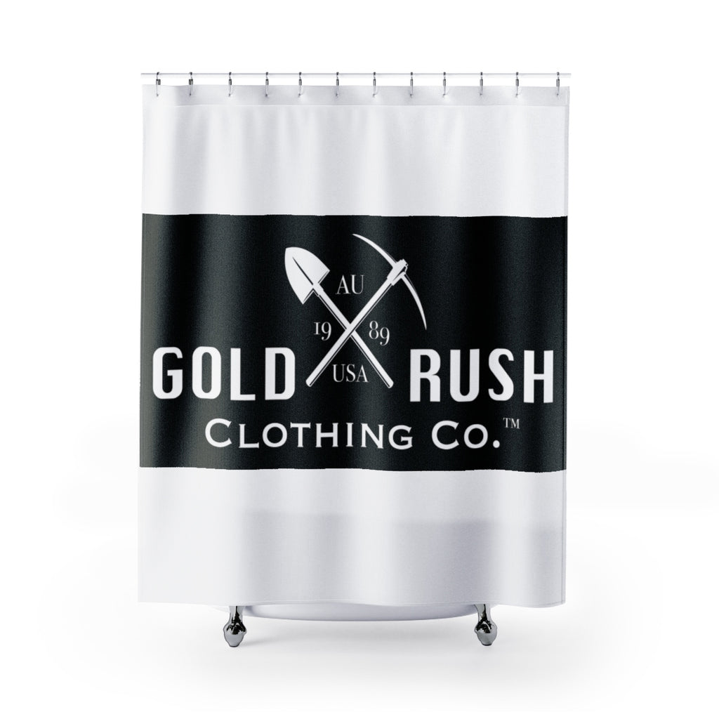 Shower Curtains - Gold Rush Clothing Co.