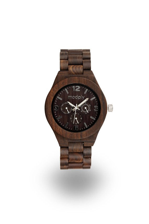 wood watch, wood anniversary gift for him, wooden watch for man engrave, personalize gift for man, watch for him, unique man watch, dad
