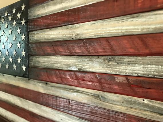 Wood flag,Wooden Flag,Rustic flag,American Flag,Barn Wood,Reclaimed wood flag,Wooden American flag,Gift,Art,American,Wood,Wooden,Flags,