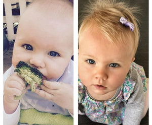 MEET THE KID WHO'S NEVER EATEN A GRAM OF SUGAR IN HER LIFE – HERE'S WHAT SHE LOOKS LIKE TODAY