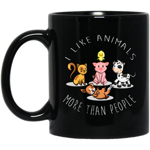 I Like Animals | 11 oz. Mug