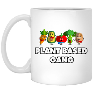Plant Based Gang | 11oz. Mug