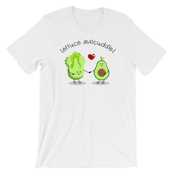 Lettuce AvoCuddle | Men's T-Shirt