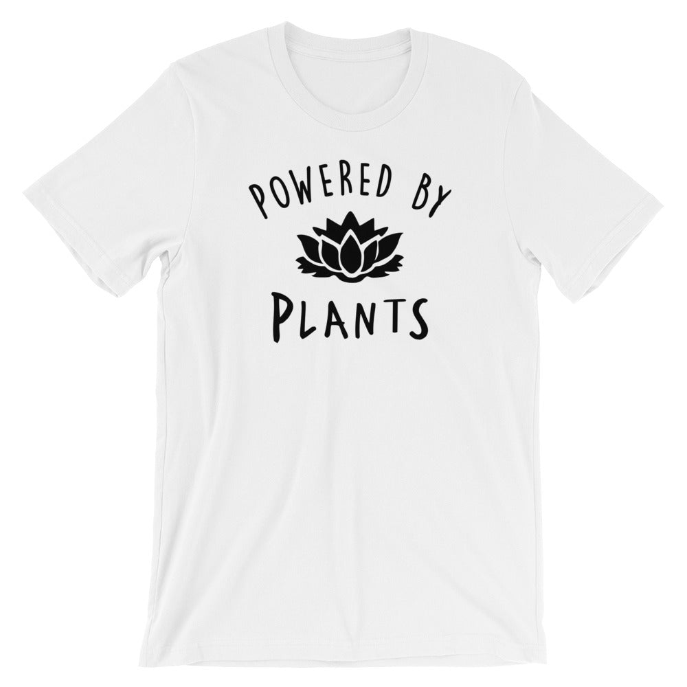 Powered By Plants | Men's T-Shirt