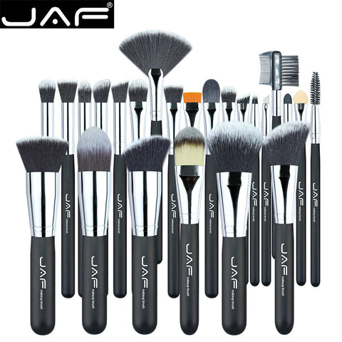 Professional Makeup Brushes 24 Pcs