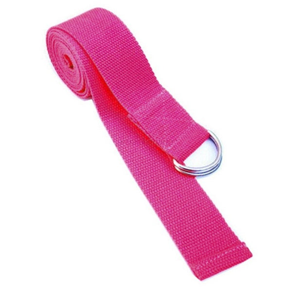 Stretch Strap D-Ring Resistance Bands Cotton