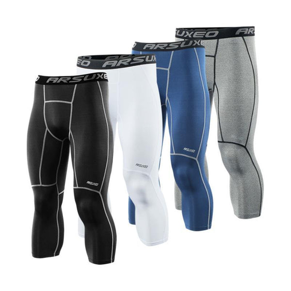 Men's Running Compression Tights