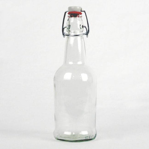 Clear EZ Cap Bottle 16 oz.