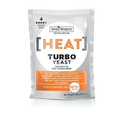 Still Spirits Heat Turbo Yeast