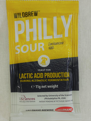 Wildbrew Philly Sour yeast 11g