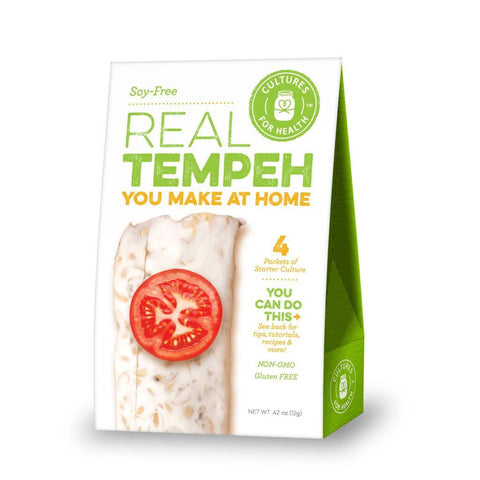 Tempeh Starter Culture, Soy Free
