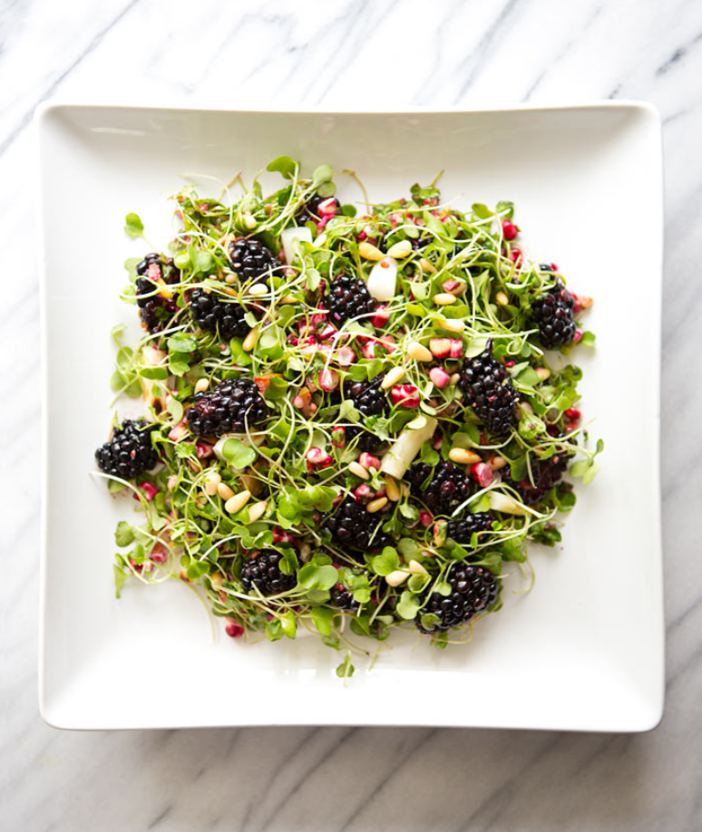 Healthy, nutritious and simply delicious - a few of our favorite microgreens recipes!