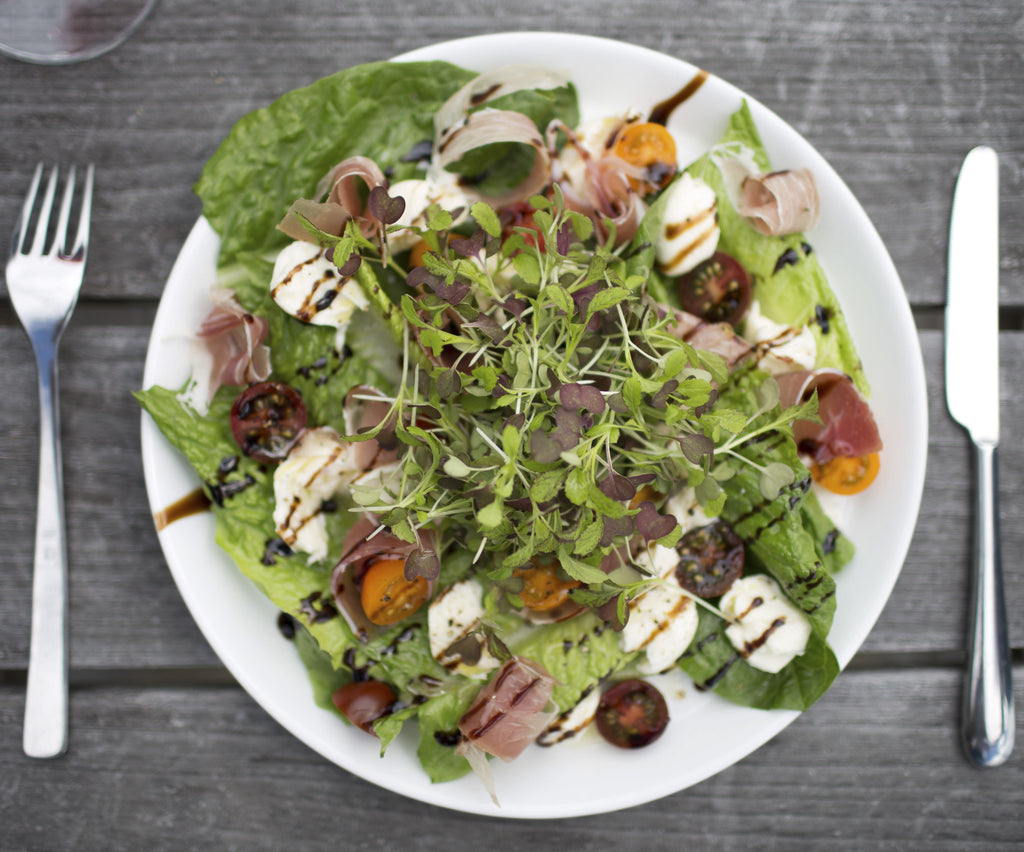 Want five times the nutrition from a salad? Try microgreens- the super food of 2019