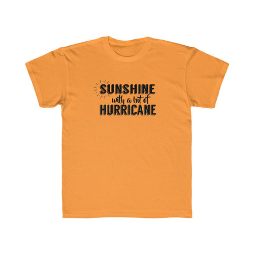 SUNSHINE & HURRICANE KIDS TEE