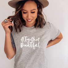 ALTOGETHER BEAUTIFUL SHORT SLEEVE TEE | WHITE