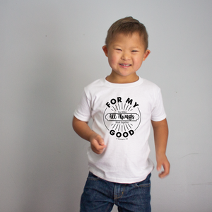 FOR MY GOOD KIDS SOFT STYLE TEE