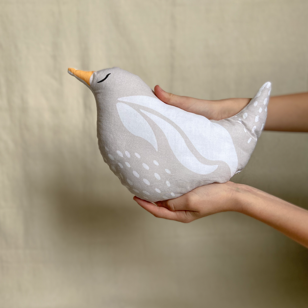 Hand Sewn Comfort Bird Stuffed Animal Children's Plush