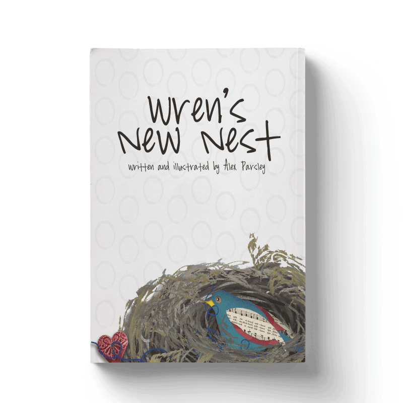 WREN'S NEW NEST CHILDREN'S BOOK ADOPTION AND FOSTER CARE BOOK