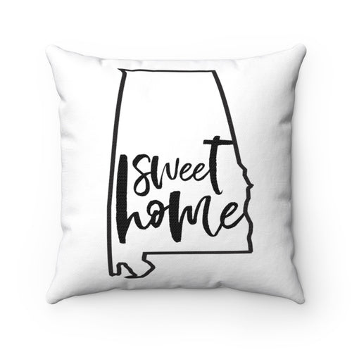 SWEET HOME ALABAMA PILLOW COVER