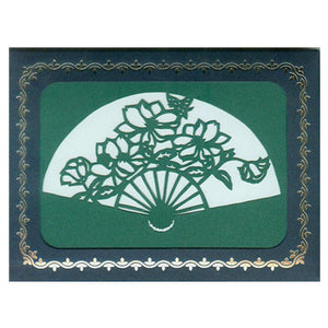106 Green Fan (10-pack)