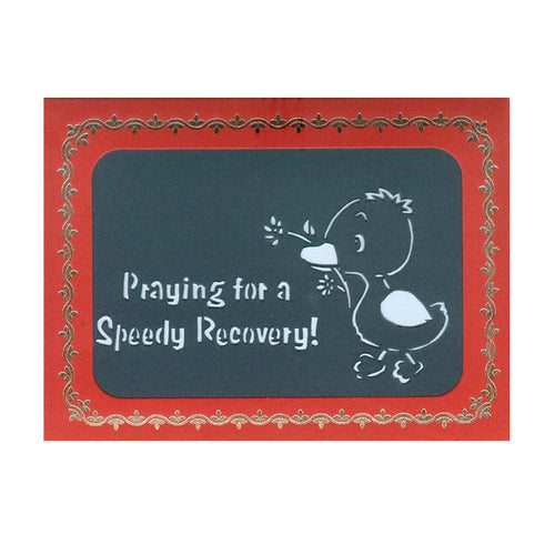 1514 Praying for a Speedy Recovery! (10-Pack)