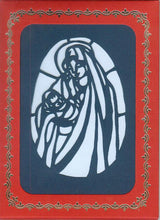 158 Mother & Child w/Scripture (10-Pack)